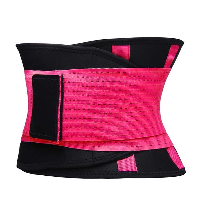 High Elasticity Sweat Slimming Belly Belt Vest Yoga Workout Shapewear Vest Tank Workout Body Shaper Tank Top 3