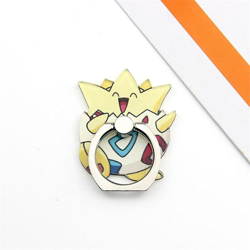 Pokemon Go Pocket Monster Pikachu косплей реквизит Poke Ball Cute Charmander Psyduck держатель для мобильного телефона Регулируемая рамка - Цвет: G