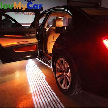 2Pcs Car Led Angel Wings Auto LED White Red Blue Crystal Blue Welcome Light Wings of Dream For Car SUV Motorcycle Light 12V 24V 2pcs car angel wings led welcome carpet light white red blue green crystal blue door light wings of dream car fit all cars