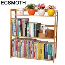 De Maison Mueble Boekenkast Estanteria Madera Kids Home Furniture Decor Cabinet Shabby Chic Decoration Retro Book Shelf Case