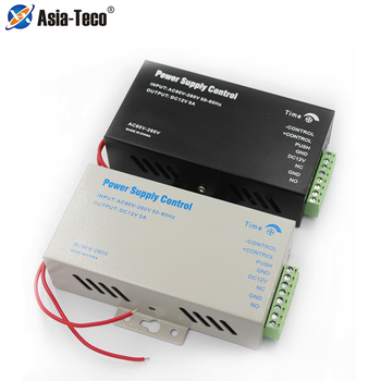 DC 12V 5A 3.5A Door Access Control system Switch Power Supply AC 110~240V for RFID Fingerprint Access Control Accessories