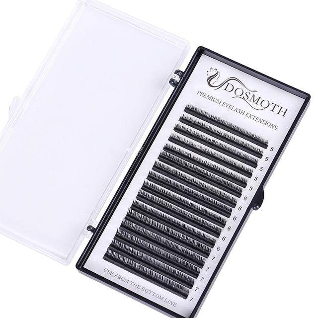 lower lashes mix 5 6 7 Length eyelash extension Beauty eyelash soft Beauty tools 4