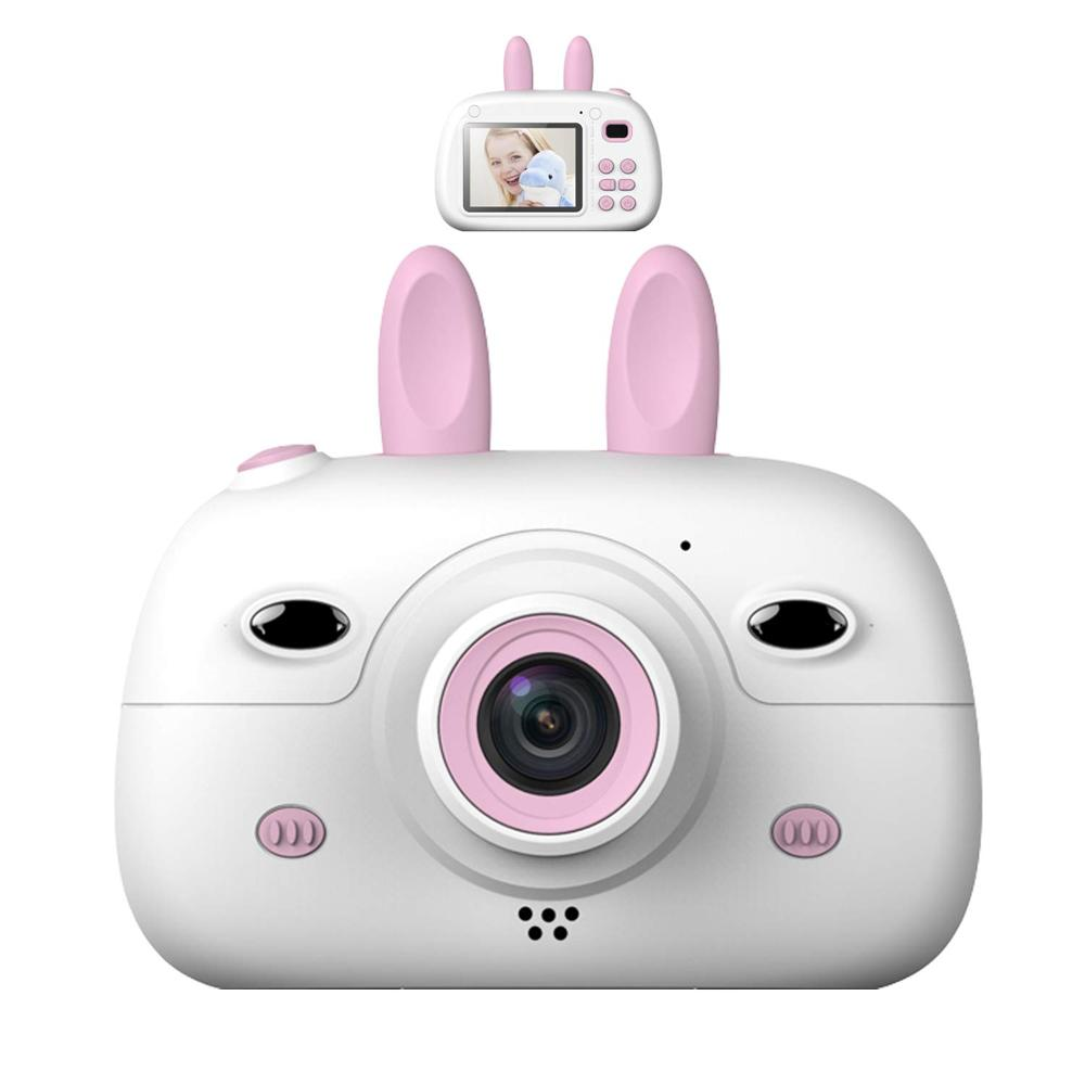 Enfants caméra numérique enfants caméscopes 2.4 pouces affichage Full HD vidéo Kameras professionnels appareils photo numériques pour garçons filles cadeaux