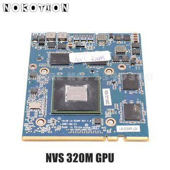 NOKOTION 450484-001 IAL00 LS-333AP Video card For HP 8710W 8710P Laptop Graphics card VGA NVS 320M GPU image