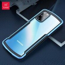 Do Samsung Note 20 Ultra XUNDD odporna na wstrząsy obudowa ochronna poduszka powietrzna zderzak przezroczysta obudowa do Samsung Note 20