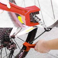 Rim Care Tire Cleaning Car Accessories Motorcycle Bicycle Auto Car Accessories Gear Chain Maintenance Cleaner Dirt Brush Tool 3