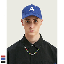 Cooo Coll 19FW Men Women Hip Hop baseball Cap Letter A  Patch Baseball Cap Hip Hop Caps Leather Harajuku Sun Hat Snapback Hats стоимость