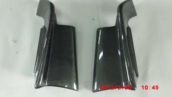 Carbon Fiber Rear Spats Bumper Corners for 1995-1998 Nissan Skyline R33 GTST