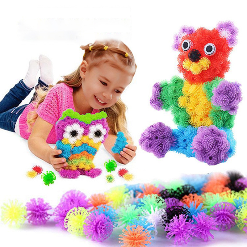 New Children's Educational Building Blocks Toys Early Education Assembly Model Educational Children's Toys Gifts Y026