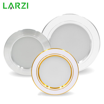 Led Downlights 5W 9W 12W Ceiling Light 15W 18W Recessed Down Round Panel 220V LED Spot Indoor Lighting
