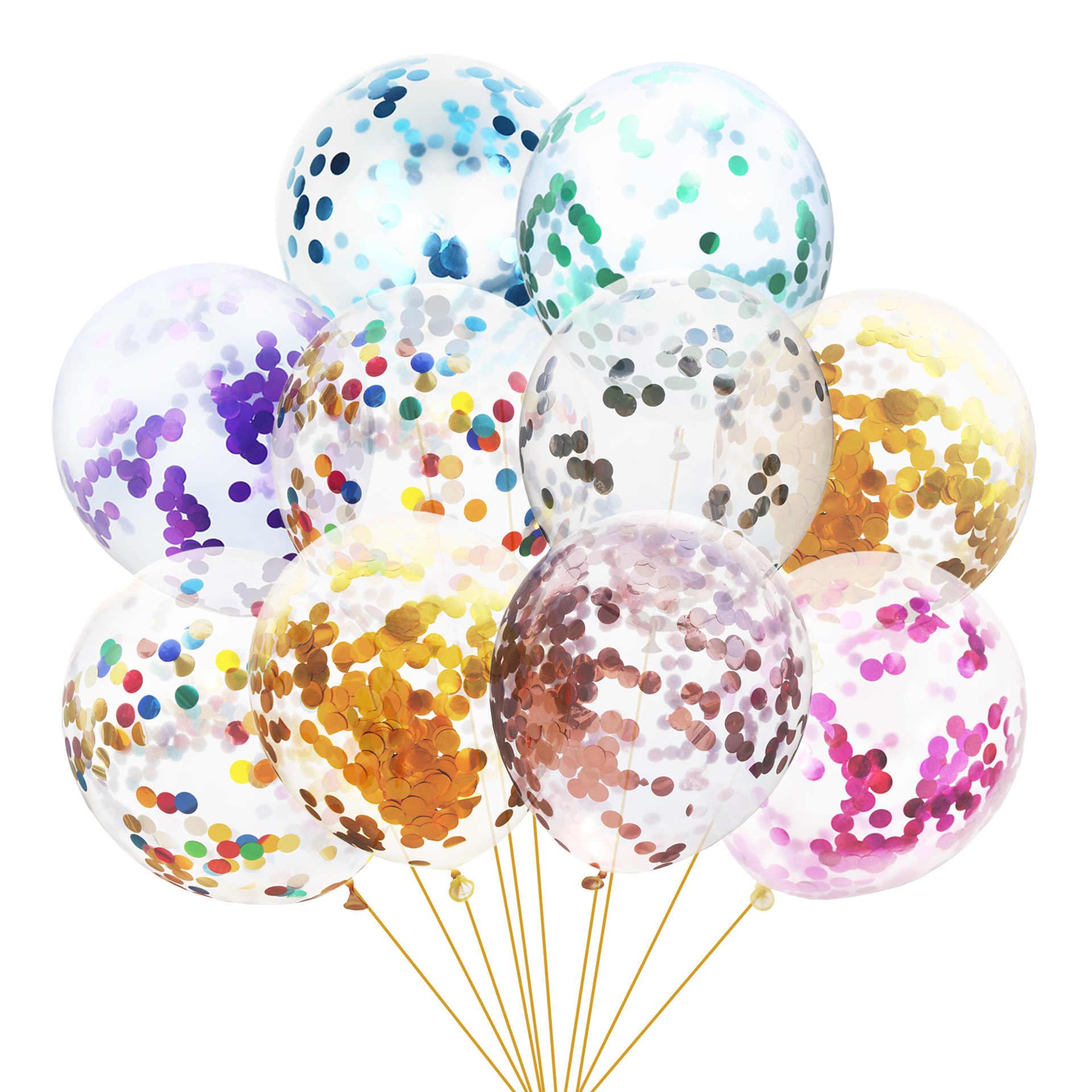 1 Pcs Blue Puing-puing Action Figure 12 Inci Ruang Pesta Dekorasi Gambar Foil Balon Mainan Anak-anak Kartun Hadiah Ulang Tahun