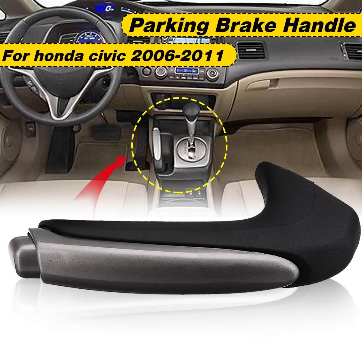 Duokon Plastic Car Handle Grip Cover Handbrake Protector Cover for ...