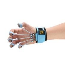 1 pçs 20/40lb dedo prendedor maca dedo resistência extensor mão exercício força trainer conjunto equipamentos do esporte da aptidão