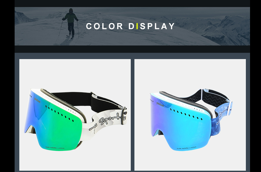 glasses for snowboarding and skiing