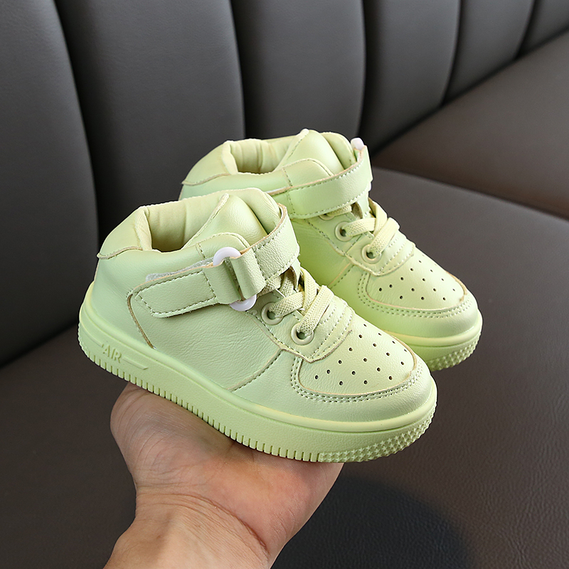 Anti-Slip Kids Sports Leisure Running Shoes Sneakers Flat Children Girls Baby Boy Soft Travel Shoes Comfortable  SSW001