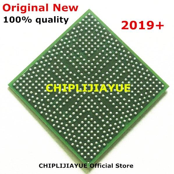 (1-10 peça) DC2018 + 100% Novo 216-0752001 216 0752001 chumbo-free com bolas IC chip Chipset BGA Em Estoque