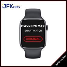 Smartwatch HW22 Pro Max Series 6บลูทูธไร้สายสมาร์ทนาฬิกาสำหรับ Apple Watch Ios Android PK IWO 13 14 DT100 M26
