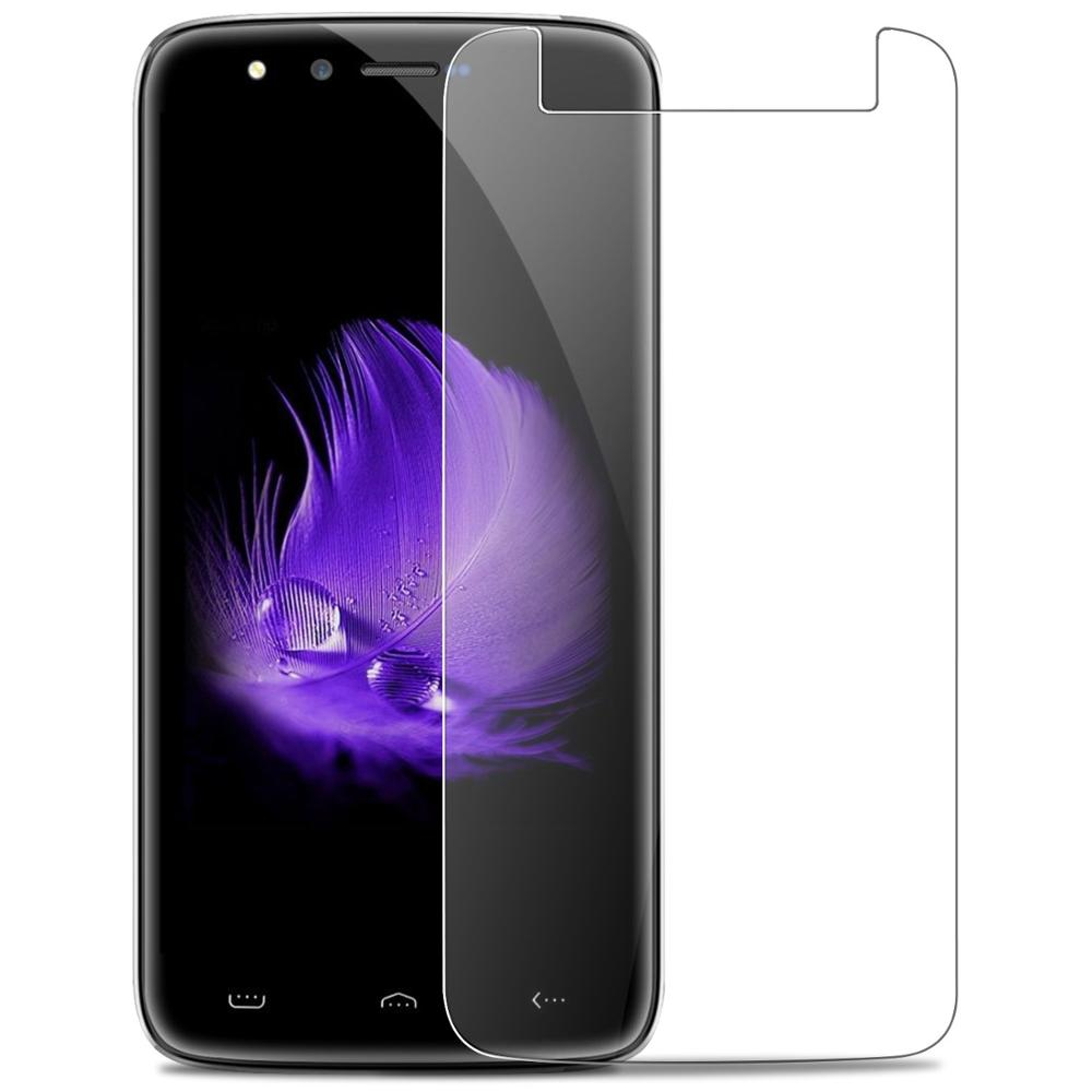 9H 2.5D for HomTom HT16 HT7 HT20 HT37 Pro Tempered Glass Case for HomTom H5 H6 HT5 HT8 HT50 Protective Film Screen Protector(China)