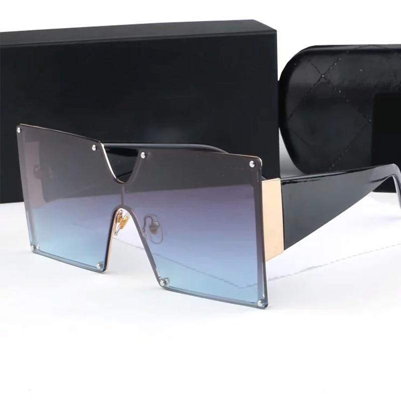 Oversize um pedaço quadrado óculos de sol mulher 2020 vintage punk gótico óculos de sol masculino gafas lentes sol uv400