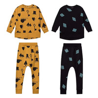 BEAU LOVE clothing sets girls clothes boys clothes boutique kids clothing children clothes christmas outfit girls clothes