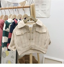 Winter Infant Coat for baby girls boys new fashion baby jacket Kids Warm Outerwear baby coat clothing Plaids and tweeds cheap stylefish COTTON Polyester striped Children REGULAR Turn-down Collar Outerwear Coats Full Fits true to size take your normal size