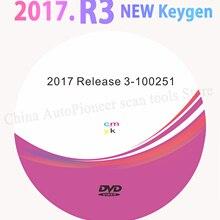 2021 Новое поступление 2017.R3 с генератором ключей vd ds150e 2017.R1 2016.R0 cd dvd для delphis vdijk autocoms pro obd2 автомобильные грузовики