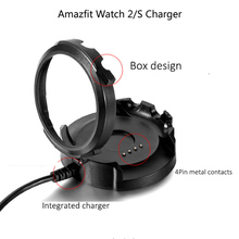 Smart Watch Charging Charger Station Dock Smart Watch Charging Cable For Huawei2/2s For Amazfit A1612B A1609