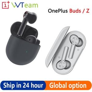 Image 1 - Original OnePlus Buds / Z TWS Bluetooth Earphone 13.4/10mm Dynamic Bluetooth 5.0 True Wireless Stereo Headset for OnePlus Z