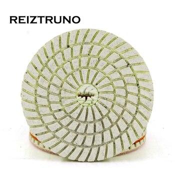 цена на Reiztruno 3/4/5wet diamond polishing pads for marble,granite,quatrz,Natural Stone boden schleifen,wet use