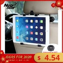 Автомобильное заднее сиденье планшет подголовник держатель Подставка для SAMSUNG Mipad 2 iPad 2/3/4 Air 5 Air 6 ipad mini 1 2 3 4 планшетный ПК кронштейн