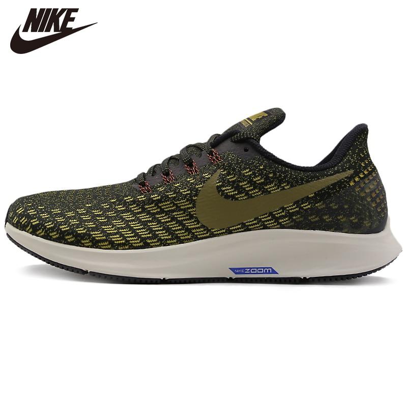 Original Nike AIR ZOOM PEGASUS 35 Mens Running Shoes Classic Breathable Sneakers Discount Sale