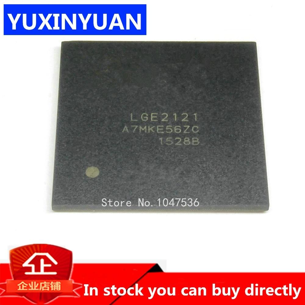 LGE2121-MS LGE2121  LG2121 BGA LCD CHIP 1PCS
