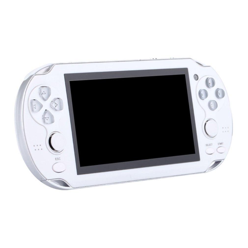 4.3 Inch For Psp Double Rocker Handheld Game Console Nostalgic Classic Game Machine 8G Memory Retro Arcade