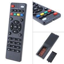 Remplacement télécommande TV universelle 433 MHz 2 piles AAA 10M longue Distance de Transmission pour MXQ MXQ Pro 4K X96 T9M T95N