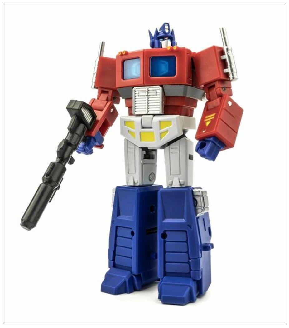 Transformation DX9 jouets guerre en poche X34 néerlandais G1 Mini Optimus Prime nouveau instock