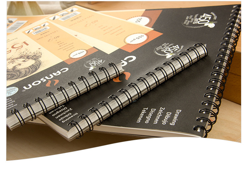 1557 esboço papel caderno escola pintura esboço arte suprimentos