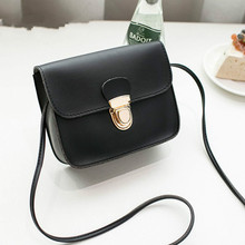 2019 New Fashion Ladies Messenger Bags Cheap Hasp PU Leather Small Shoulder Bags Women Crossbody Bag For Girl Brand Handbags new high quality small ladies messenger bags leather panelled shoulder bags women crossbody bag for girl brand women handbags