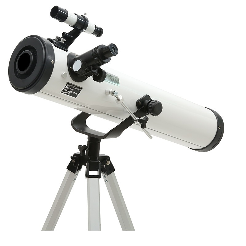 525x Refraction Astronomical Telescope With Portable Tripod Stargazing Sky Monocular Telescope Space Observation Scope Outdoor