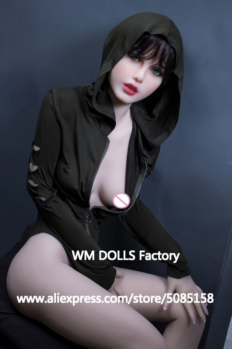 Image 2 - WMDOLL 168CM Top Quality Full Silicone Sex Doll For Men Sexy Dolls Realistic vagina small breast love doll masturbator adult toy-in Sex Dolls from Beauty & Health