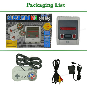 Image 5 - 16 Bit Retro Mini Video Game Console 167 Classic Games TV AV out For MD Sega SG 167 Family Handheld Game Player Child Gift Hot