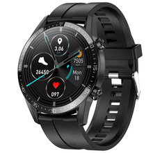 Reloj inteligente Timewolf Relogios para hombres Ecg Ip68 2020 Smart Whatch para hombres, reloj inteligente Android Body templture para hombres, Huawei Iphone IOS(China)