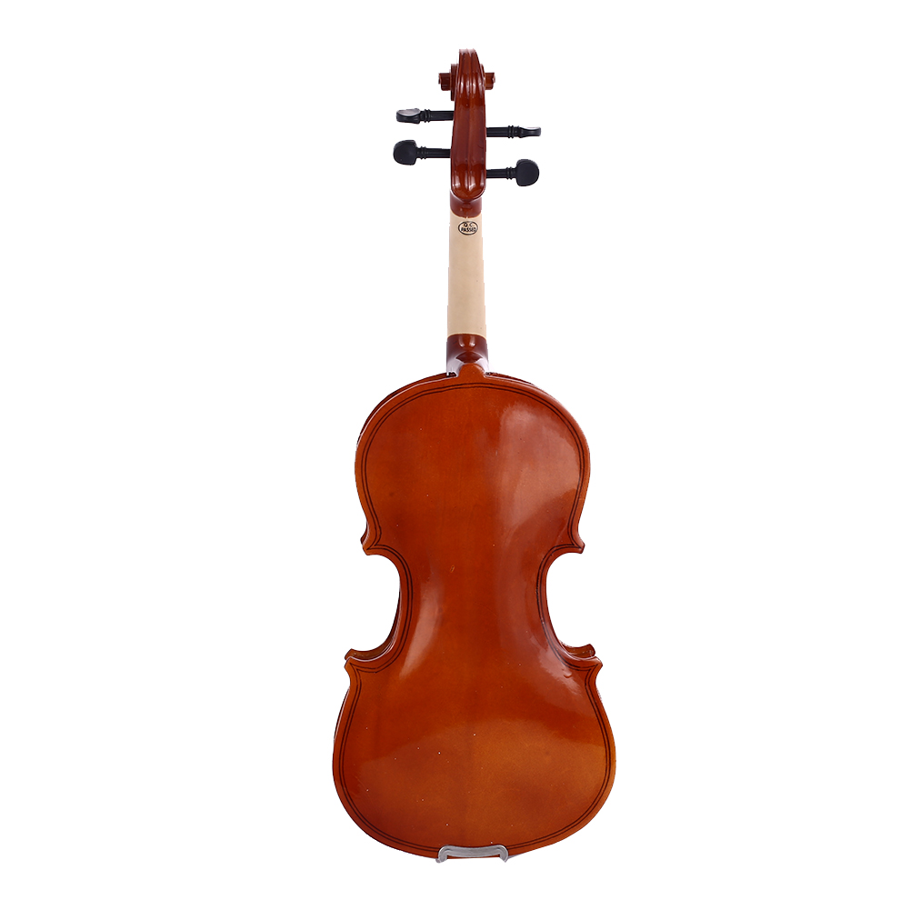 Beginner Violin Tochigi Violin Gifts Playing Resin Bright Red Music Student 1/8 Violin Decoration Musical Instruments image