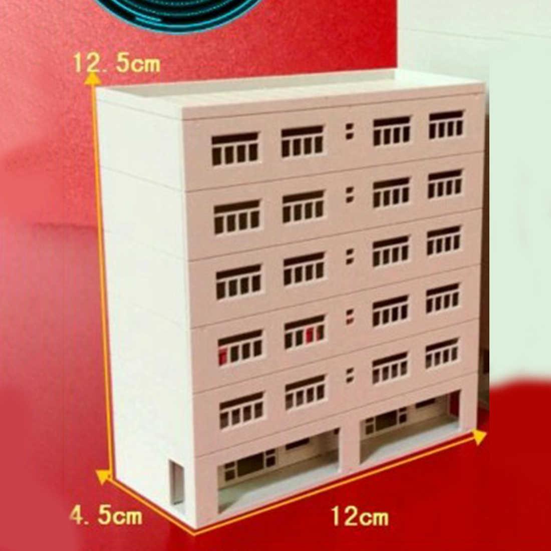 1:144 בקנה מידה חול שולחן נוף DIY עצרת דגם מודל יום הולדת מתנה לילדים ילדים מבוגרים-L07
