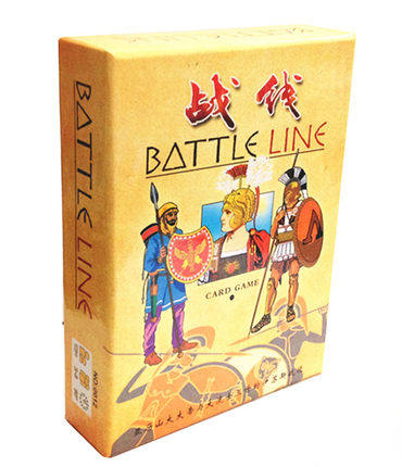 Party Games Battle Line Board Game Family/Party  Indoor Entertainment