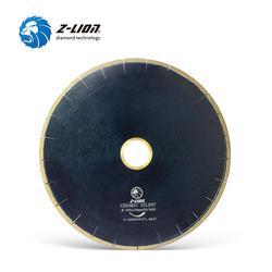 Z-LION 14 Inch 350mm Diamond Brug Zaagblad Stille Kern Snijden Disc Nat Gebruik Voor Dekton Porselein Graniet Steen snelle Snijden