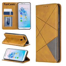 Cases Unicorn For estojo Huawei Honor 7A Retro Telefoan PU Leather Flip Case sFor Carcaso Huawei carcaso Enjoy 8E Y6 2018(China)