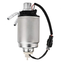 Fuel Filter Assembly with Fuel Filter Head Fuel Filter Water in Fuel Sensor for 2004-2013 Chevylet Silverado GMC Sierra 2500 350