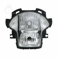 Motorcycle Front Headlight Headlamp Assembly For Kawasaki VERSYS650 KLE650 2008 2010 2009|  -