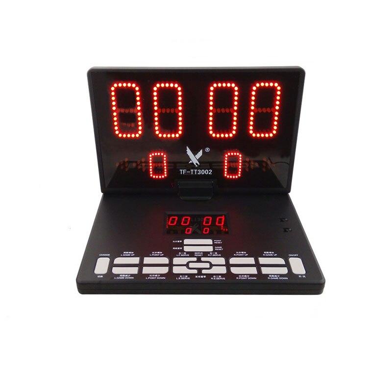 Multifunctional Portable Table Tennis Scoreboard Sports