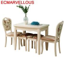 Eet Tafel Salle A Manger Moderne Tisch Yemek Masasi Eettafel Set Sala Room Wood Comedor Mesa De Jantar Tablo Bureau Dining Table